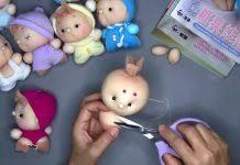 پارچه مخمل عروسک سازی